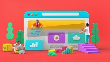 איזה סוג אתר העסק שלי צריך? – אינפוגרפיקה